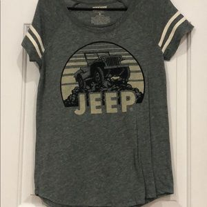 Lucky Brand Jeep Shirt